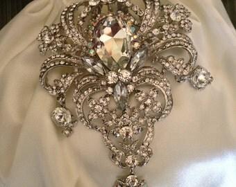 Satin Bridal Bag,  Satin Wedding Bag, Satin Money Bag, Satin Gift Bag,  Bridal Bags, Bridal Purse