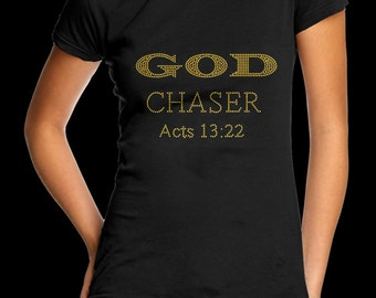 God Chaser T-Shirt © 2014. All Rights Reserved.
