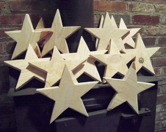 "7"" hemlock star 4.00 ea. or 5 for 16.00 + shipping"