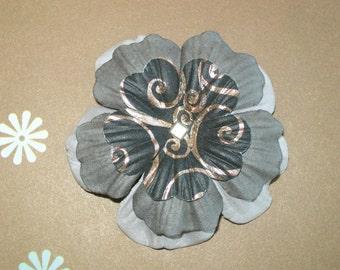 Gray Hair Flower