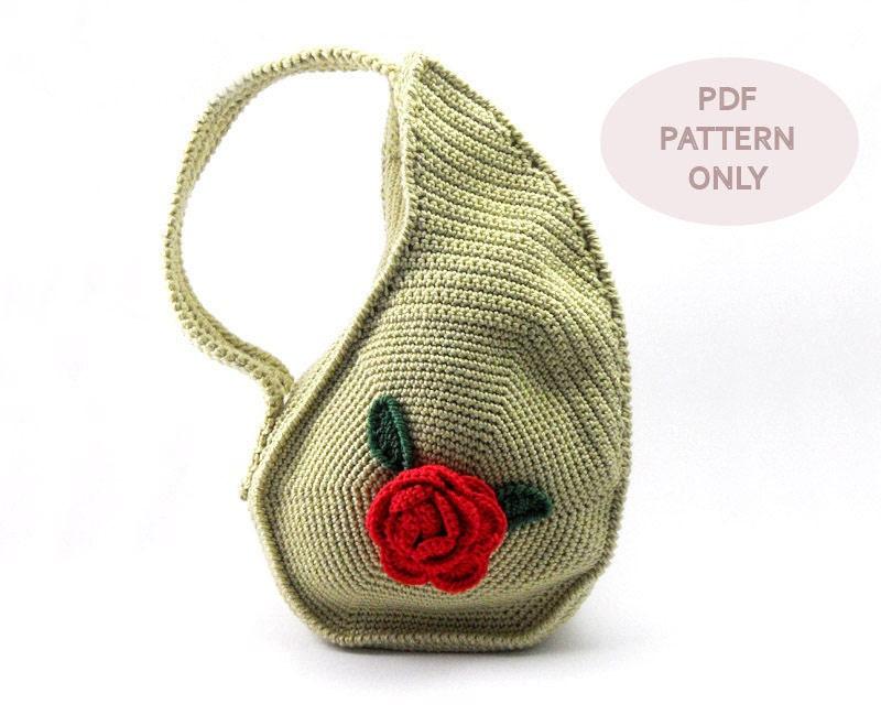 Unique Shaped Handbags Unique Teardrop Shape Bag