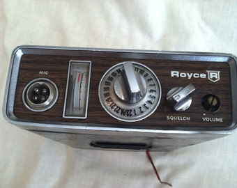 Royce Radio 1975