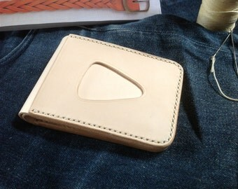Leather Wallet Indy Order (Nature)