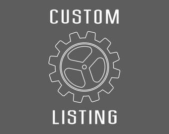 CUSTOM- Upgrade to Priority Mail