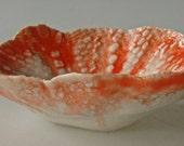 Small bowl, Wedding Favor, Ring bowl holder, jewelry dish, salt bowl, Bridesmaid favor, lace ring pillow bowl, small dish, teabag holder