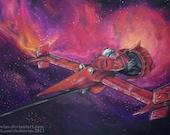 Swordfish II ART PRINT...