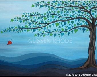 Bodhi Tree Print
