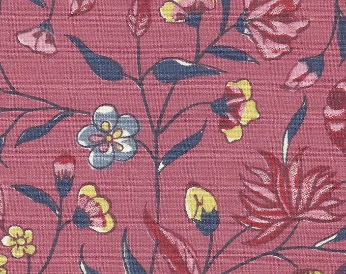 Dutch Chintz - Verhildersum Pink