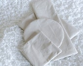 Four Pack of Posing Pillows - Cream