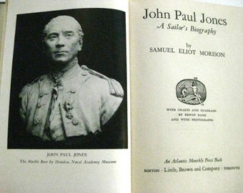 biography notes of john paul jones Biography of the father of the us navy, john paul jones on undiscovered   note about image copyright john paul jones lived from 6 july 1747 to 18 july  1792 a successful seaman, john paul jones went on to become the first us  naval.