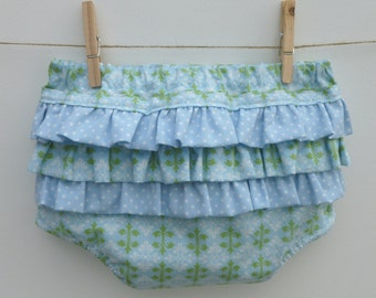 baby nappy cover bloomers size 6  to 9 months or 9  to 12 months