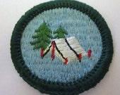 "Vintage Girl Scout Junior Badge ""Adventurer""circa 1960's"