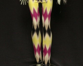 Dolls trousers pants  for Monster high doll   Color Linghein   MH089