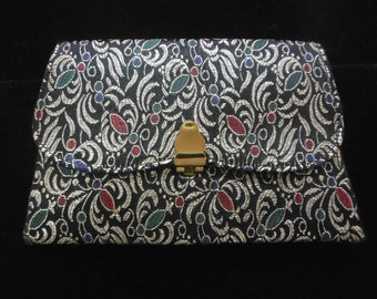 Tapestry Clutch, by Britemode