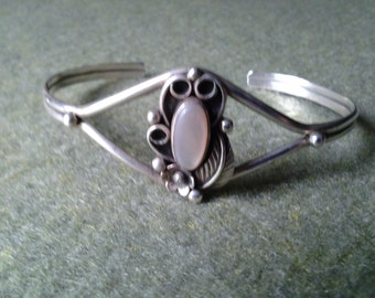 Sterling Silver vintage native