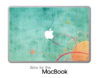 "Vintage Abstract 2318 Skin for the MacBook 11"", 13"" or 15"""