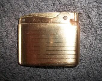 Vintage Gold Ronson Lighter Rare 14 Karat Gold Ronson Adonis Lighter Super Rare Seldom Seen 14 K Gold Ronson Gold Scrap Or Not