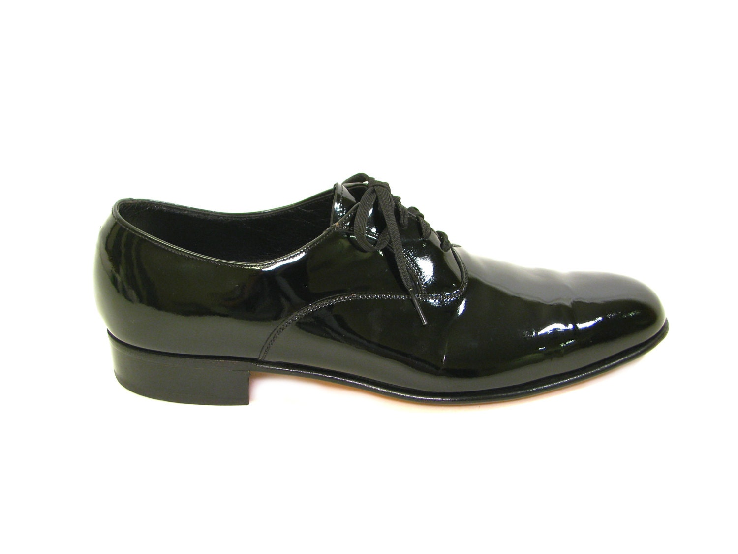 johnston and murphy tuxedo shoes wedding day formal patent
