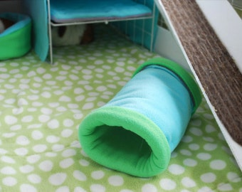 Guinea Pig Snuggle Tunnel- Solid colors