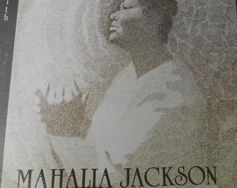 Mahalia Jackson My Faith vinyl record