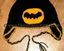 HH129 Batman Hat