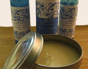 AWE Skincare Relaxing Gift Collection