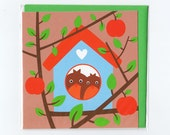 Muzz: birdhouse