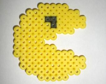 Pac-Man Bead Sprite