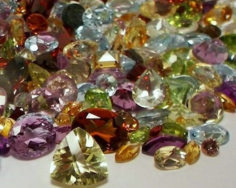100 carats mixed loose gemstones natural gemstones mix mixed gemstones lot wholesale loose gemstones gems