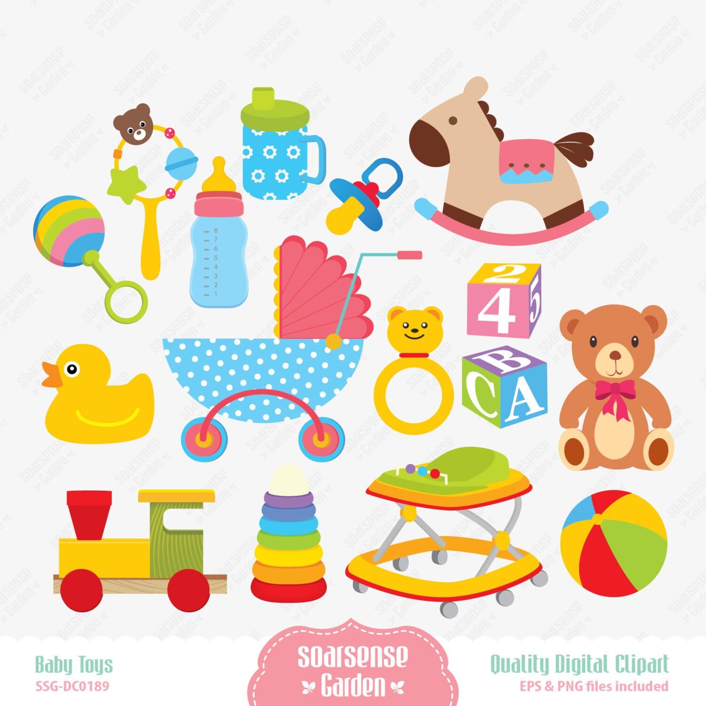 Free Baby Stuff Clipart