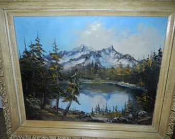 Original Oil Painting by Youngs