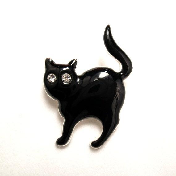 pin 3d black cat - photo #46