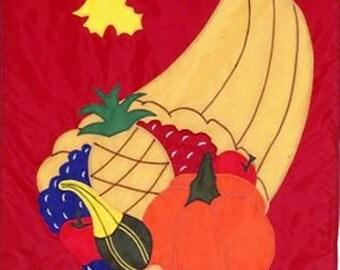 Cornucopia Flag