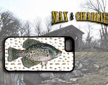 """Crappie """"Speck""""  iPhone 6/5/5c/4 Case -Samsung Galaxy S3/S4/S5 Case-Phone Cover"""