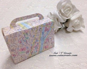 Suitcase Favor Box Suitcase Favors Suitcase Wedding Favors Destination Wedding Favor Wedding