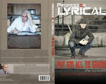 Albook-  A combo of: Put Em All To Shame [CD-6 panel digipack album] &  Put Em All To Shame (The Curriculum) [BOOK]