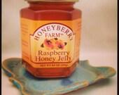8oz Raspberry Honey Jelly