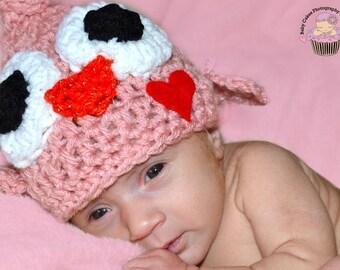 Love Bird  hat
