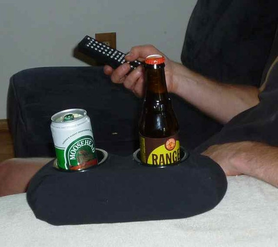 The Beverage Bandit Couch Cup Holder Drink Holder  : il570xN495487921f7bs from images.frompo.com size 570 x 508 jpeg 42kB