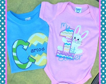 First Easter Shirt or Onsie