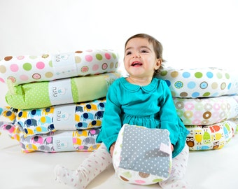 Baby bed bumper - Nona'Snakes