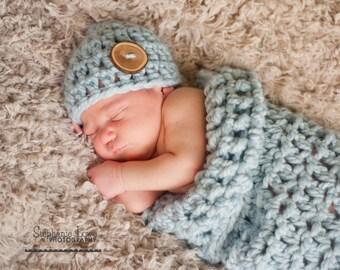 Cute as a Button Beanie
