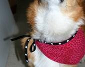 Dog Bandana, Pet Bandana, Dog Scarf, Pet Supplies, Pet Clothing and Accessories, Pet Neckwear, Pet Lover, Home and Living Pets, Pet Clothing