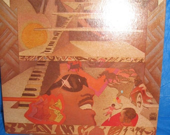 SALE! Stevie Wonder - Fulfillingness' First Finale - Vinyl Record Album LP - Released 1974 - Tamla Records # T6-332S1