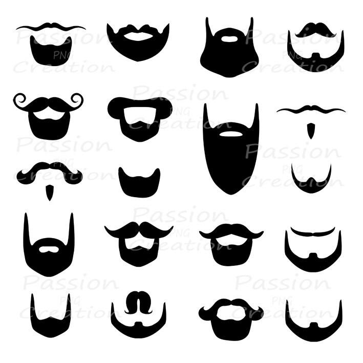 Beard clipart - photo#8