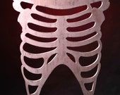 Skeleton  clothes  hanger- organizer (trempel) anniversary gift for parents husband him friend