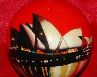 Sydney Opera House Christmas Ornament GOR107