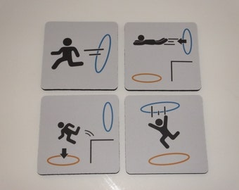 Obstacle Coaster Set