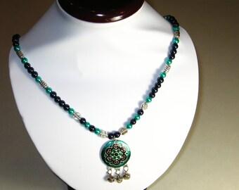 India Pendant Necklace