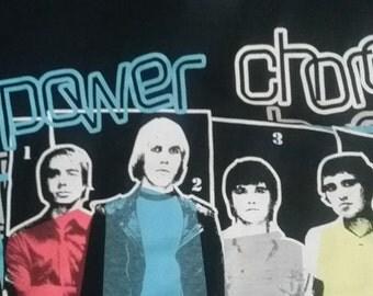 Powerchords Tshirt  10/12    Black